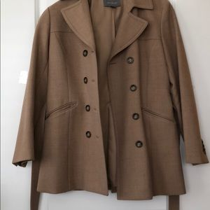 Ann Taylor Jackets & Coats - Warm and sophisticated wool jacket